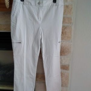 NWOT Dana Buchman Pants - Light Beige size 14